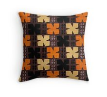 MCM Hawaiian Hiya Throw Pillow