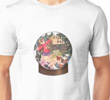 Snow Globe Fan Art Unisex T-Shirt