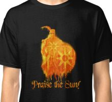 Praise The Sun Fire Classic T-Shirt
