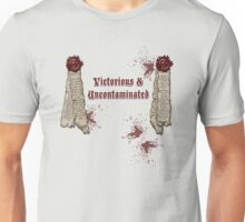 Victorious & Uncontaminated Purity Seal Unisex T-Shirt
