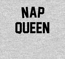 Nap Queen Womens Fitted T-Shirt