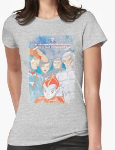 SilverHawks Womens Fitted T-Shirt