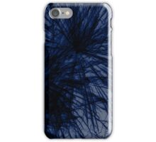 Dark blue iPhone Case/Skin