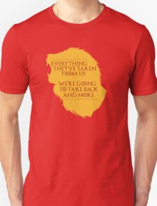 House Lannister: Everything They've Taken T-Shirt