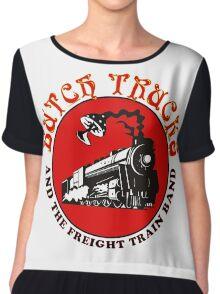 butch train gereja Chiffon Top