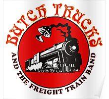 butch train gereja Poster