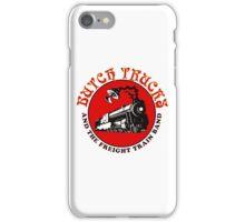 butch train gereja iPhone Case/Skin