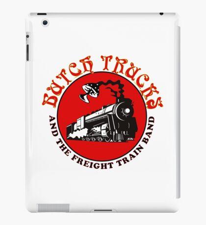 butch train gereja iPad Case/Skin