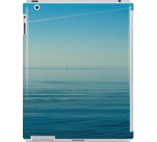 An image of the beautiful water background iPad Case/Skin