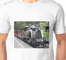 Puffing Billy steam train engine, Australia Unisex T-Shirt
