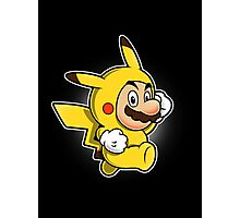 pika suit Photographic Print