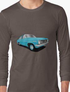 Holden HR Special Sedan - Alaska Aqua Long Sleeve T-Shirt