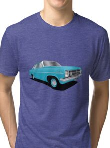 Holden HR Special Sedan - Alaska Aqua Tri-blend T-Shirt