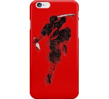 Killer Ninja iPhone Case/Skin