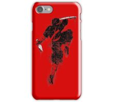 Killer Ninja iPhone Case/Skin