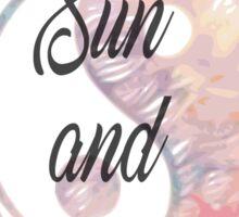 Game of thrones-My Sun and Stars- Khal drogo & Daenaerys Sticker