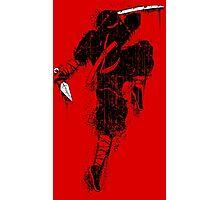 Killer Ninja Photographic Print