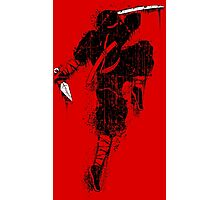 Killer Ninja Photographic Print