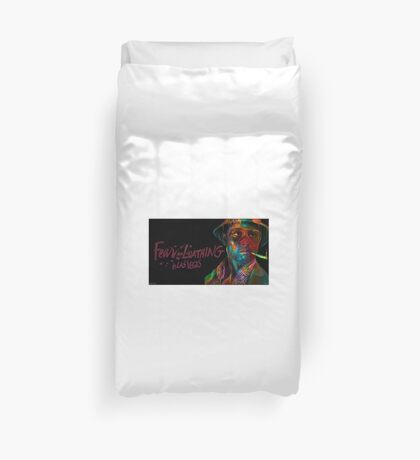 fear and loathing Duvet Cover