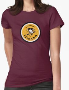 It's a... HOCKEY NIGHT in Pittsburgh!  Womens Fitted T-Shirt