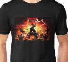 manowar triump of steel kamis Unisex T-Shirt