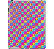Crazy Psychedelic Pattern iPad Case/Skin