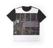 Danger Graphic T-Shirt