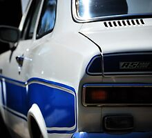 RS2000 Ford Escort by Richard Owen