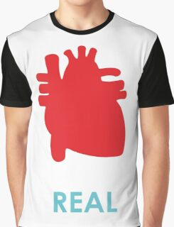 Reality - turquoise Graphic T-Shirt