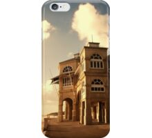 Indianna Tea House iPhone Case/Skin