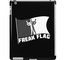 Freak Flag iPad Case/Skin