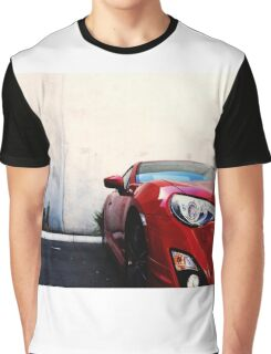 Toyota 86 GTS (II) Graphic T-Shirt