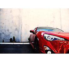 Toyota 86 GTS (II) Photographic Print