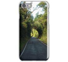 Road to Mt Taranaki iPhone Case/Skin