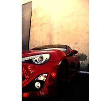 Toyota GTS 86 (III) Photographic Print