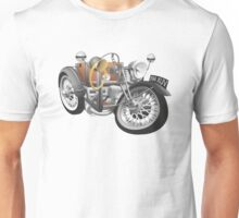 1935 Reliant 7cwt caricature personalized for Geoff Unisex T-Shirt