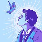 Cas and the Bluebrid by Steve Stivaktis