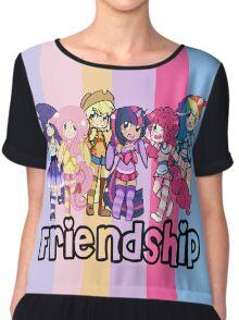 ~Friendship~ Chiffon Top