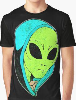 Madonna Alien Graphic T-Shirt