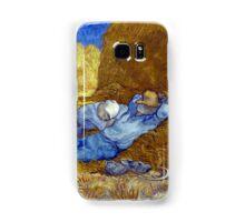 Vincent van Gogh The Siesta Samsung Galaxy Case/Skin