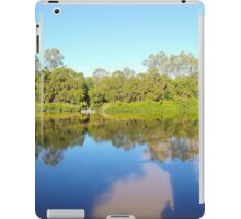 Logan River Panorama  iPad Case/Skin