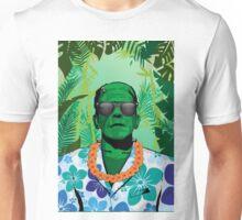 Frankensteins Monster Holiday Unisex T-Shirt