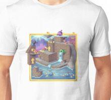 Super Mario 64 Wet Dry World Unisex T-Shirt