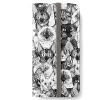 just cats iPhone Wallet/Case/Skin