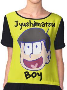 Jyushimatsu Boy! Chiffon Top