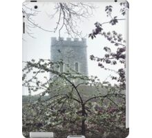 St Lawrence in the morning mist iPad Case/Skin