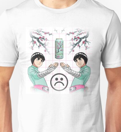 Rock Lee x Arizona Green Tea Unisex T-Shirt