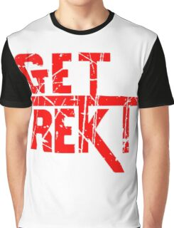 Rekt - ONE:Print Graphic T-Shirt