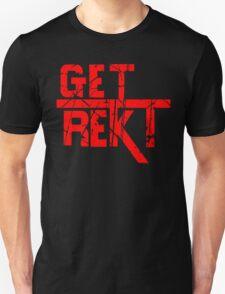 Rekt - ONE:Print Unisex T-Shirt