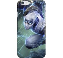 Shockblade Zed - League of Legends iPhone Case/Skin